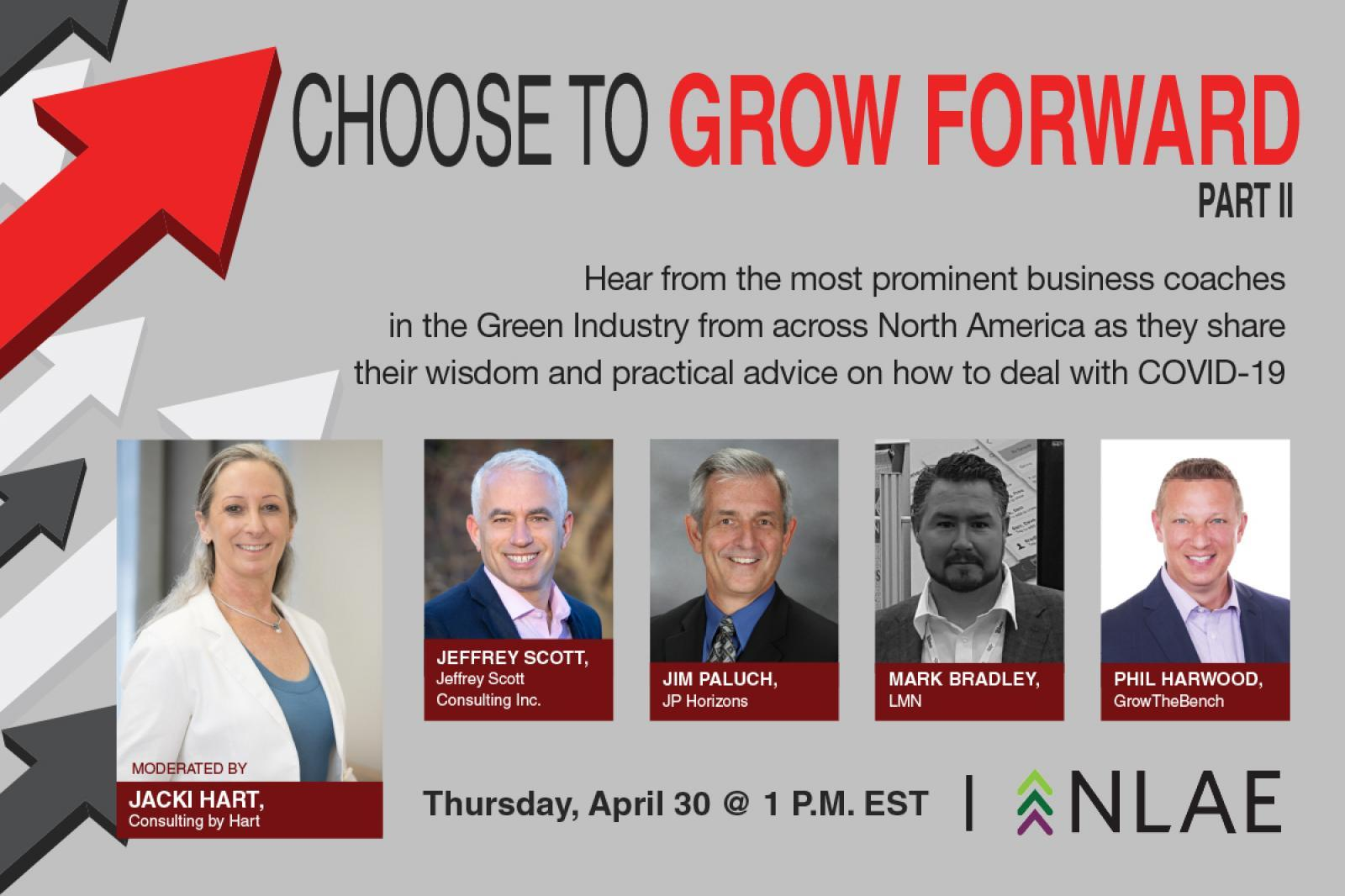 Choose to Grow Forward NLAE Webinar