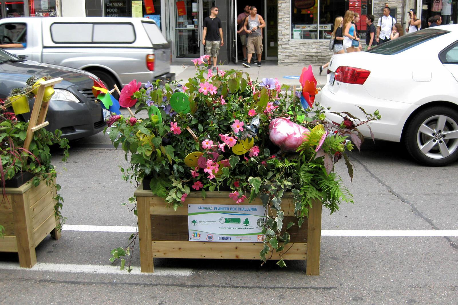 LO members show off talent at Planter Box event