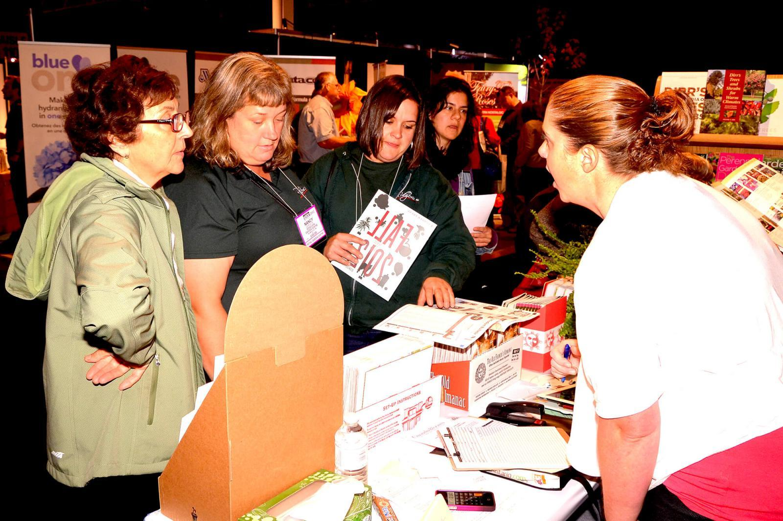 Expo generates positive energy for both attendees and exhibitors