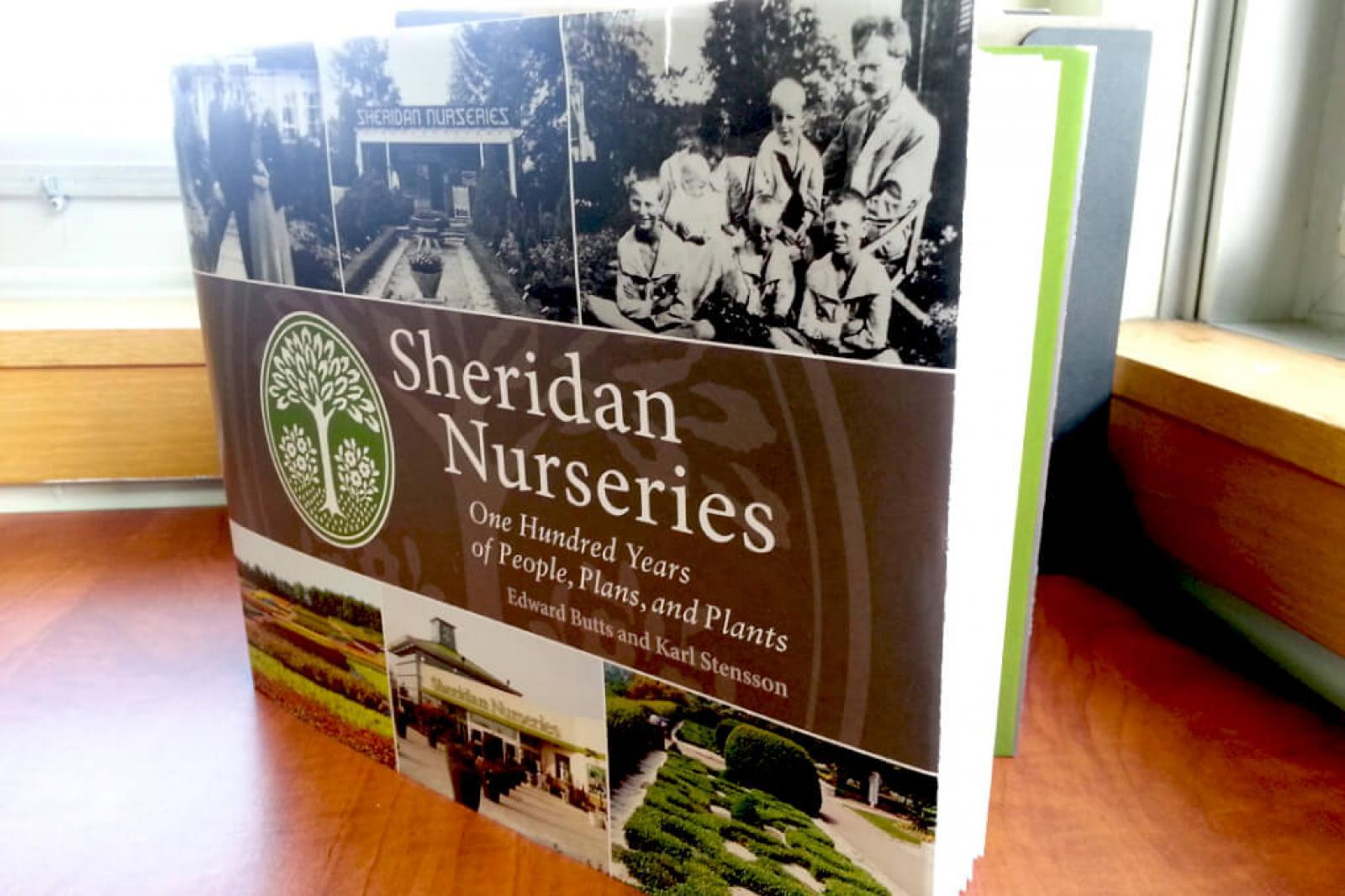 Sheridan marks centennial with book