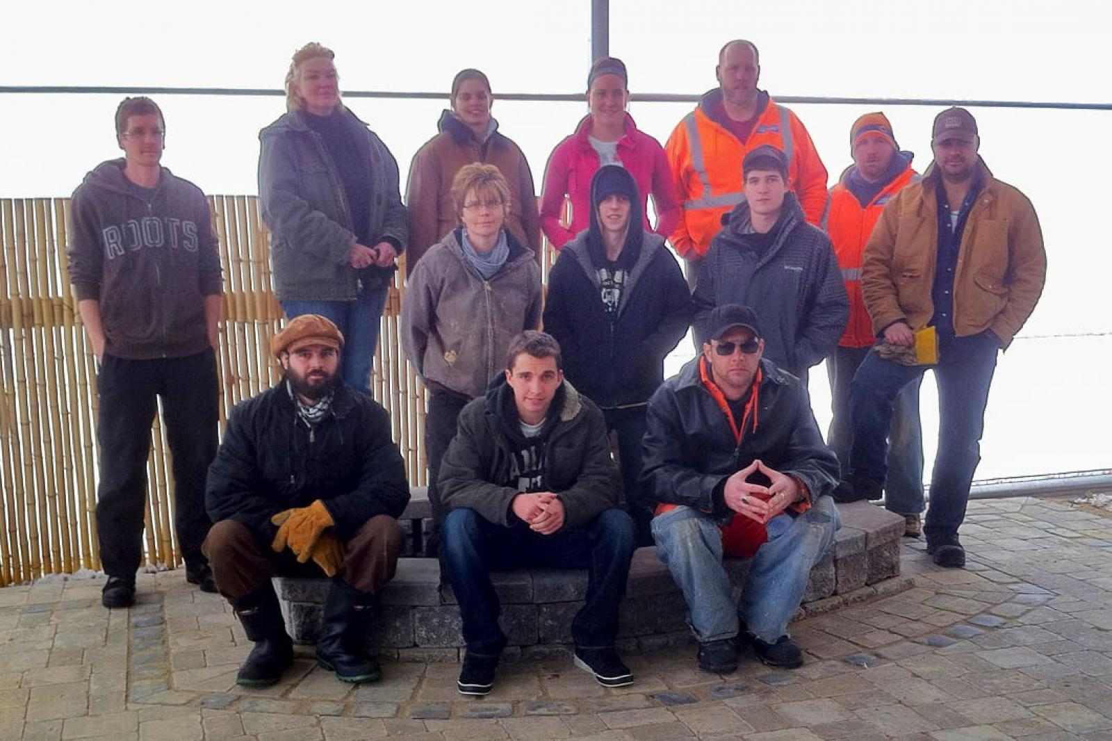 Upper Canada Chapter helps launch college's first horticulture apprenticeship program