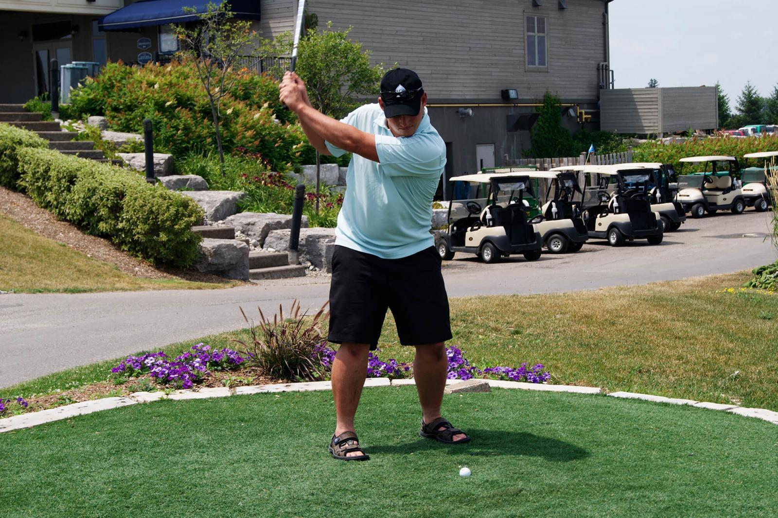 Landscape Ontario's golf season is well underway
