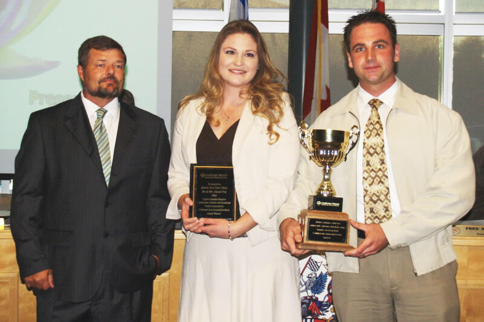 The 5th Annual Commercial Beautification Award