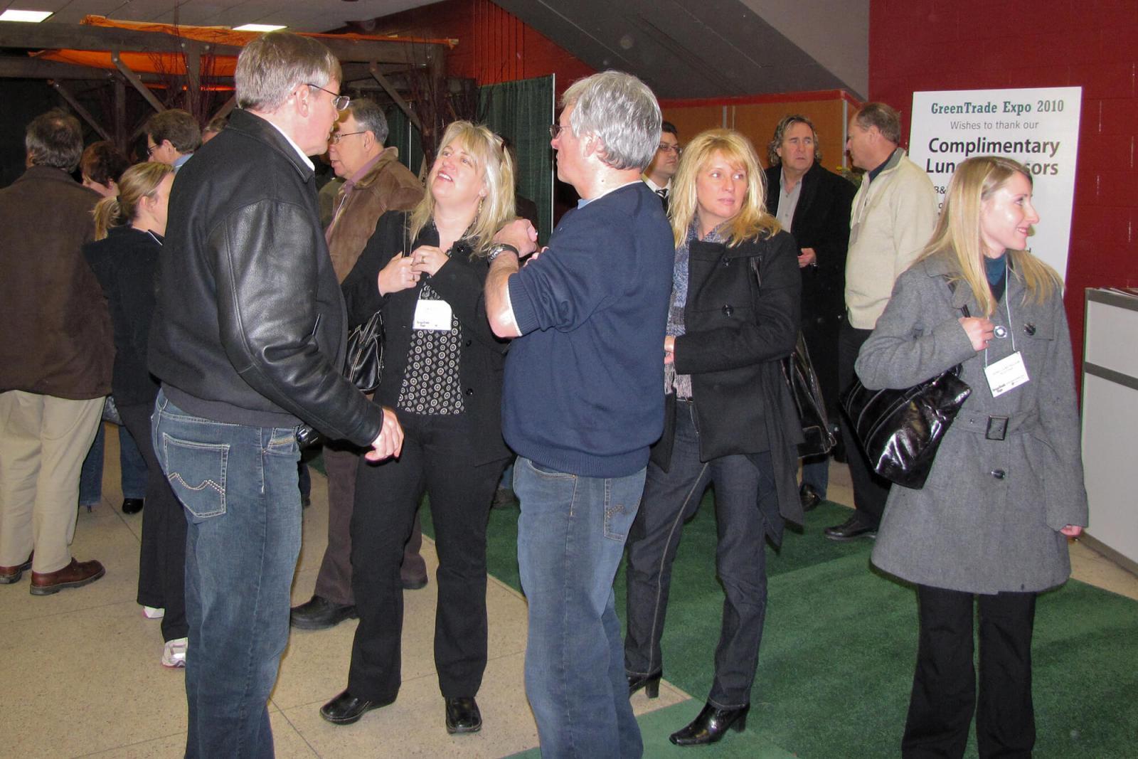 Ottawa industry shines at GreenTrade 2010