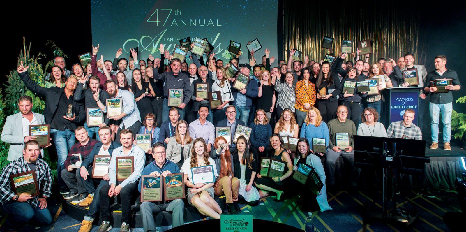 Awards past winners