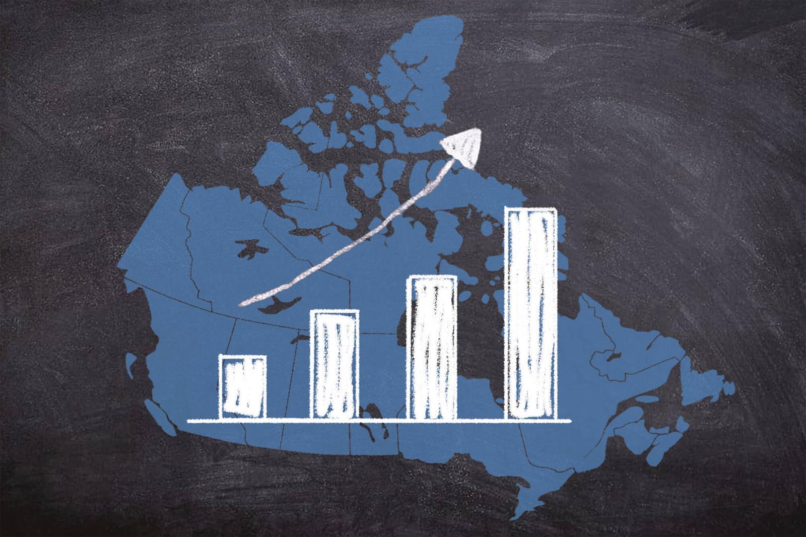 Insurance storm paralyzes Canada
