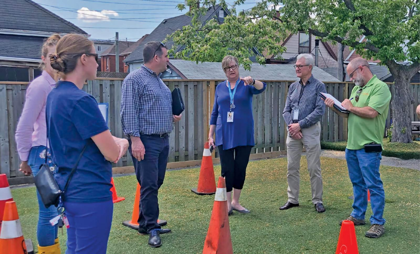 Green Cities Foundation rehabilitates Hamilton neighbourhood
