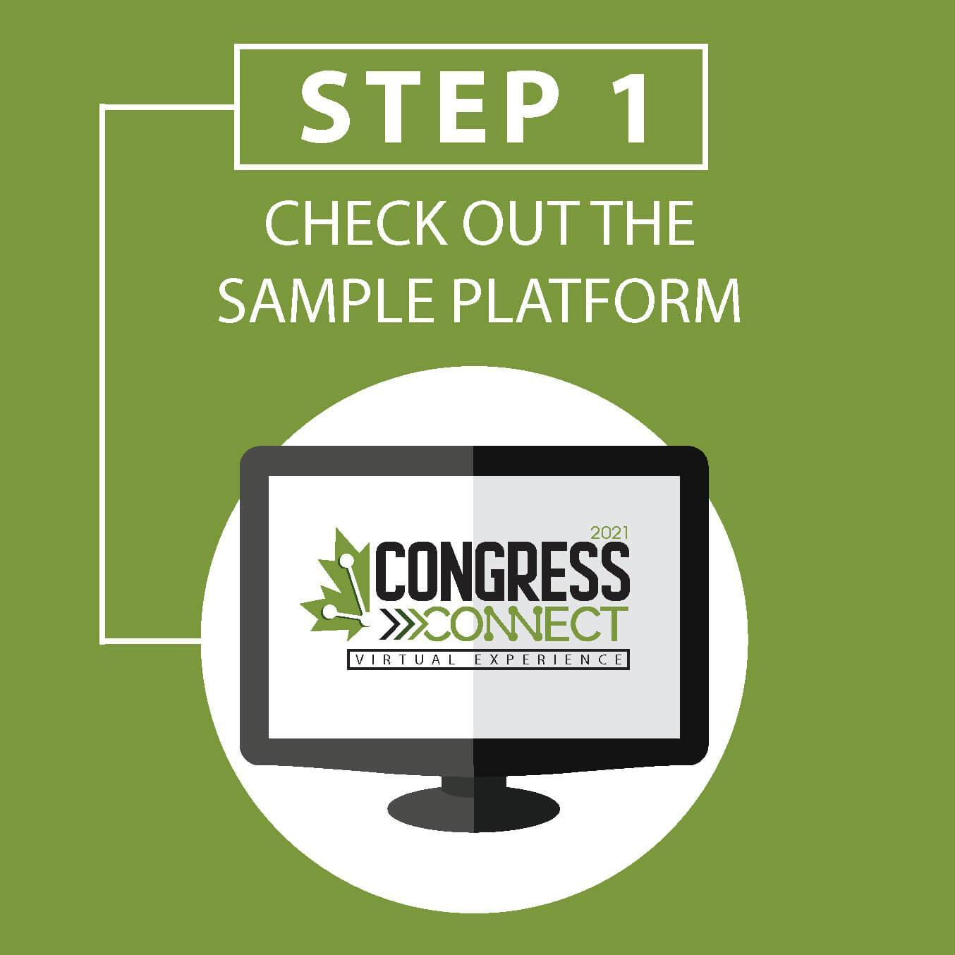 Step 1: Check out the Sample Platform