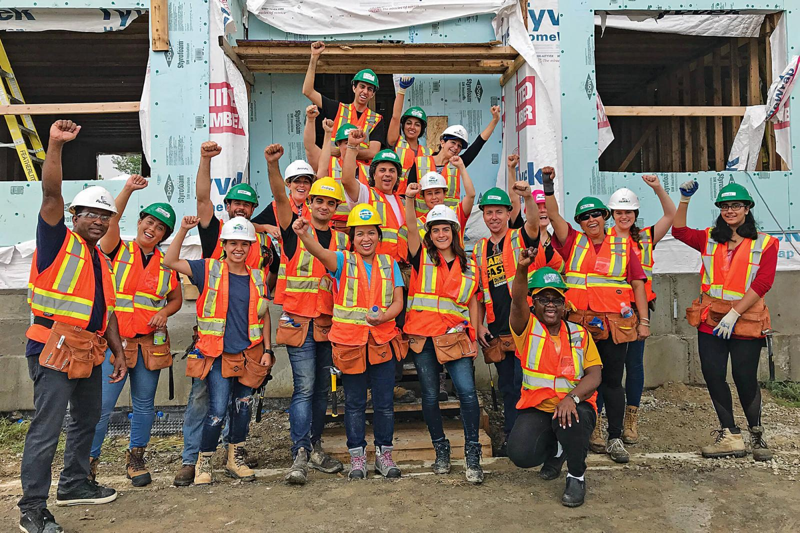 SBD supports Habitat for Humanity