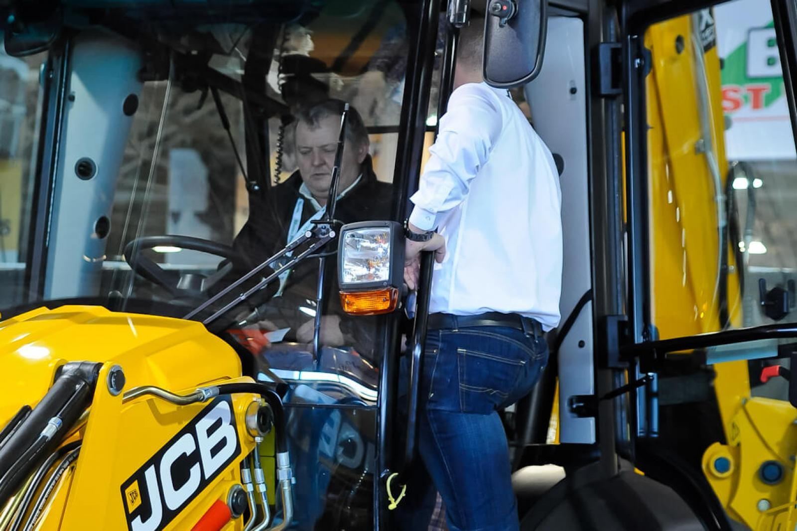 Snowposium offers attendees a chance  to see the latest  in snow removal equipment, as well as great networking opportunities.