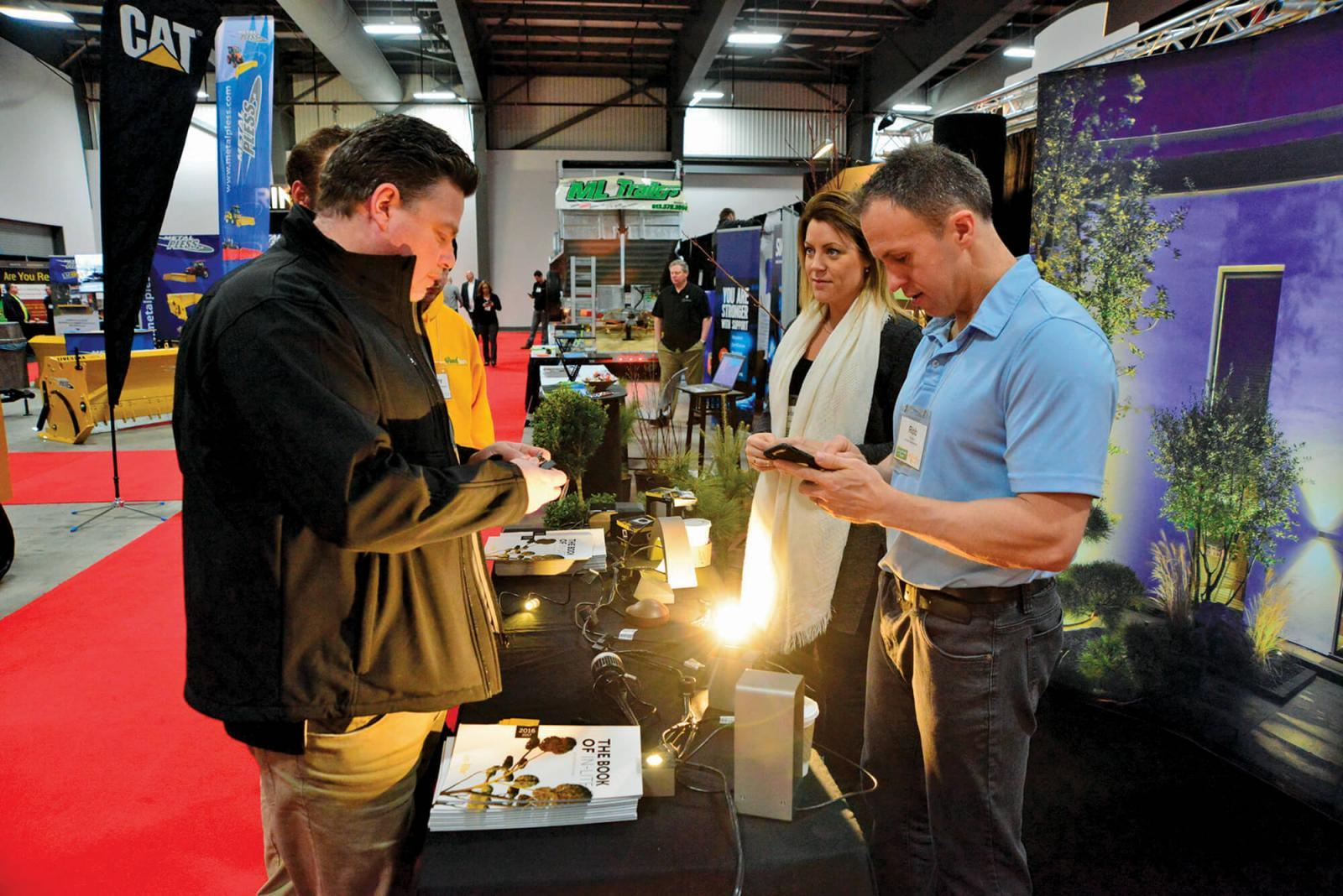 GreenTrade Expo celebrates 25 years of networking for the Eastern Ontario horticulture industry in 2018.