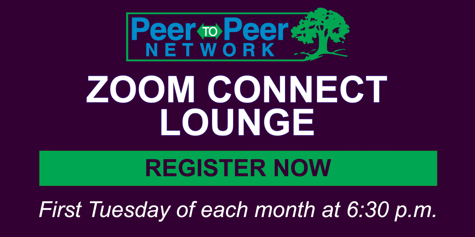 LO Peer to Peer Network Zoom Connect Lounge
