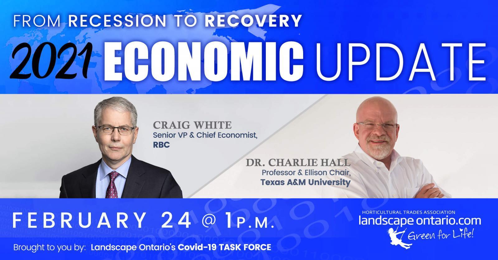 2021 Economic Forecast Webinar