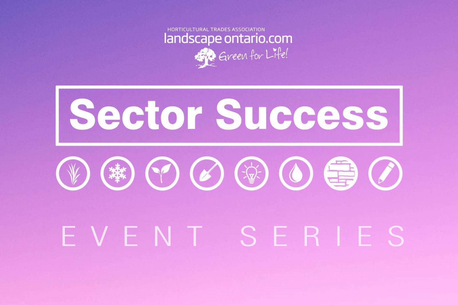 Sector Success Series