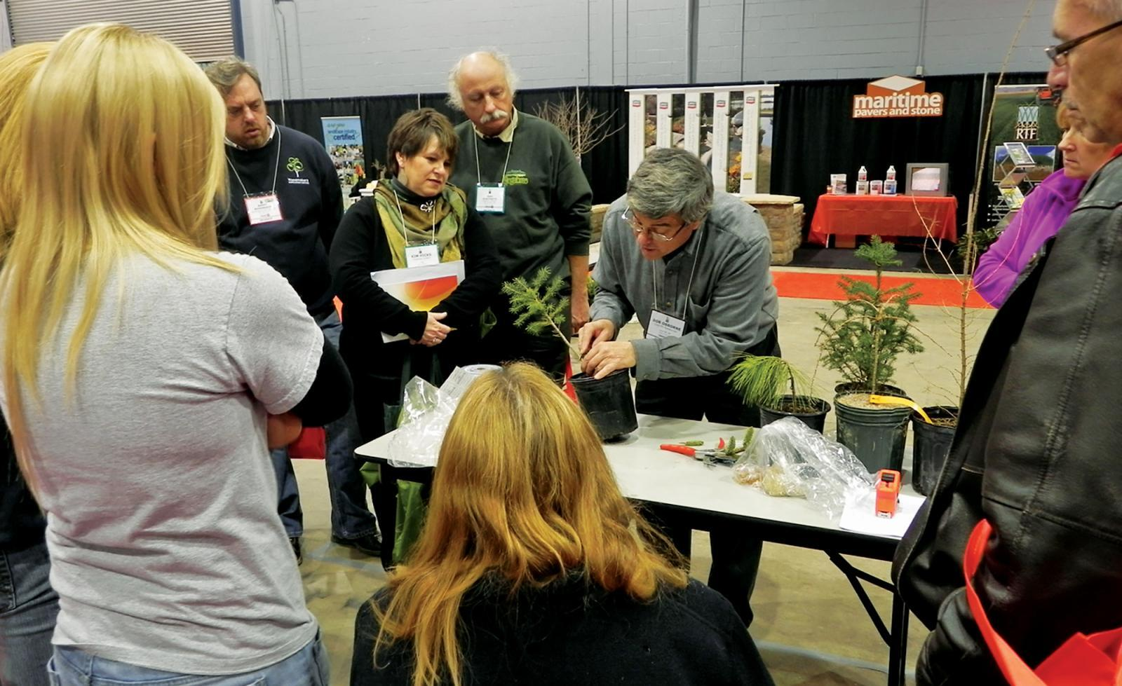 Green professionals gather for Hort East