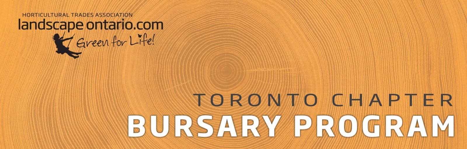LO Toronto Chapter Bursary