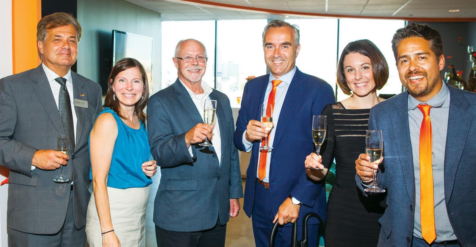 Dümmen Orange opens new North American headquarters