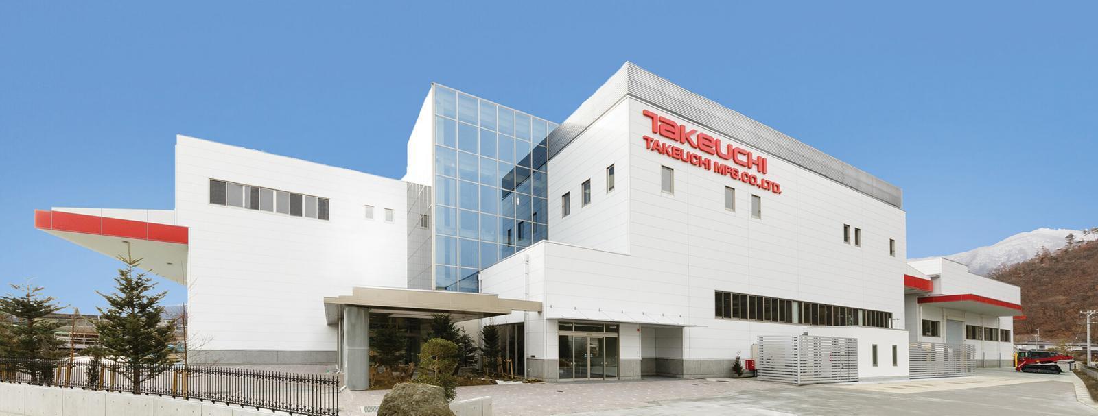Takeuchi expands Japanese headquarters