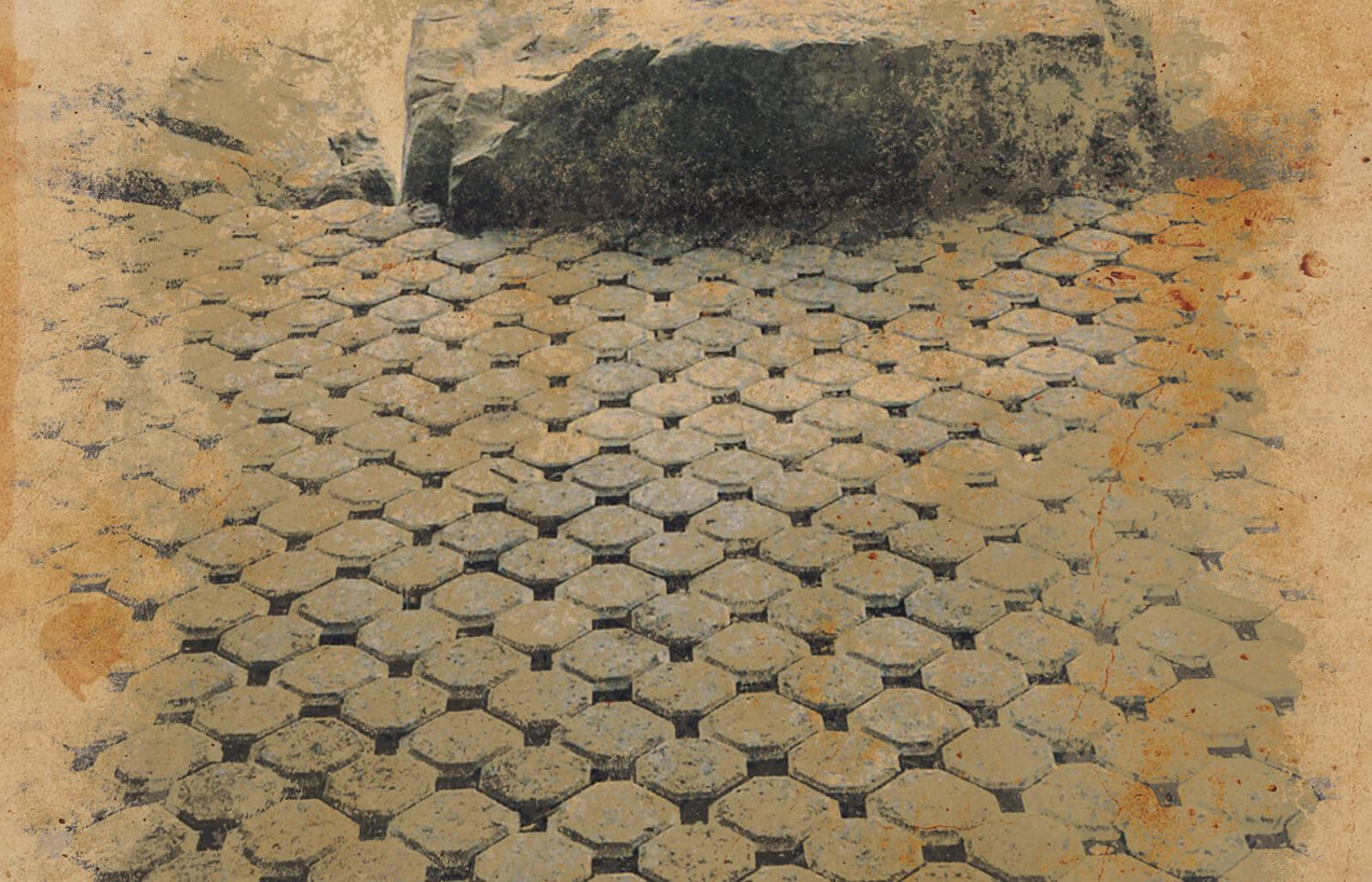 The history of pavers