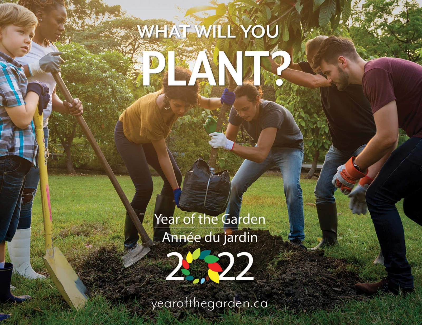 Year of the Garden 2022