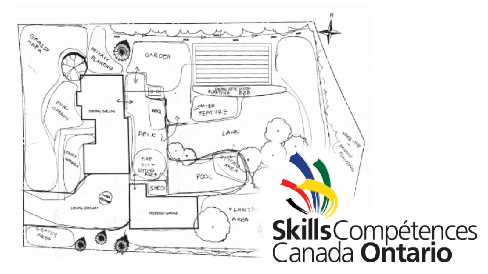 Skills Canada announces 2021 Landscape Design competition winners