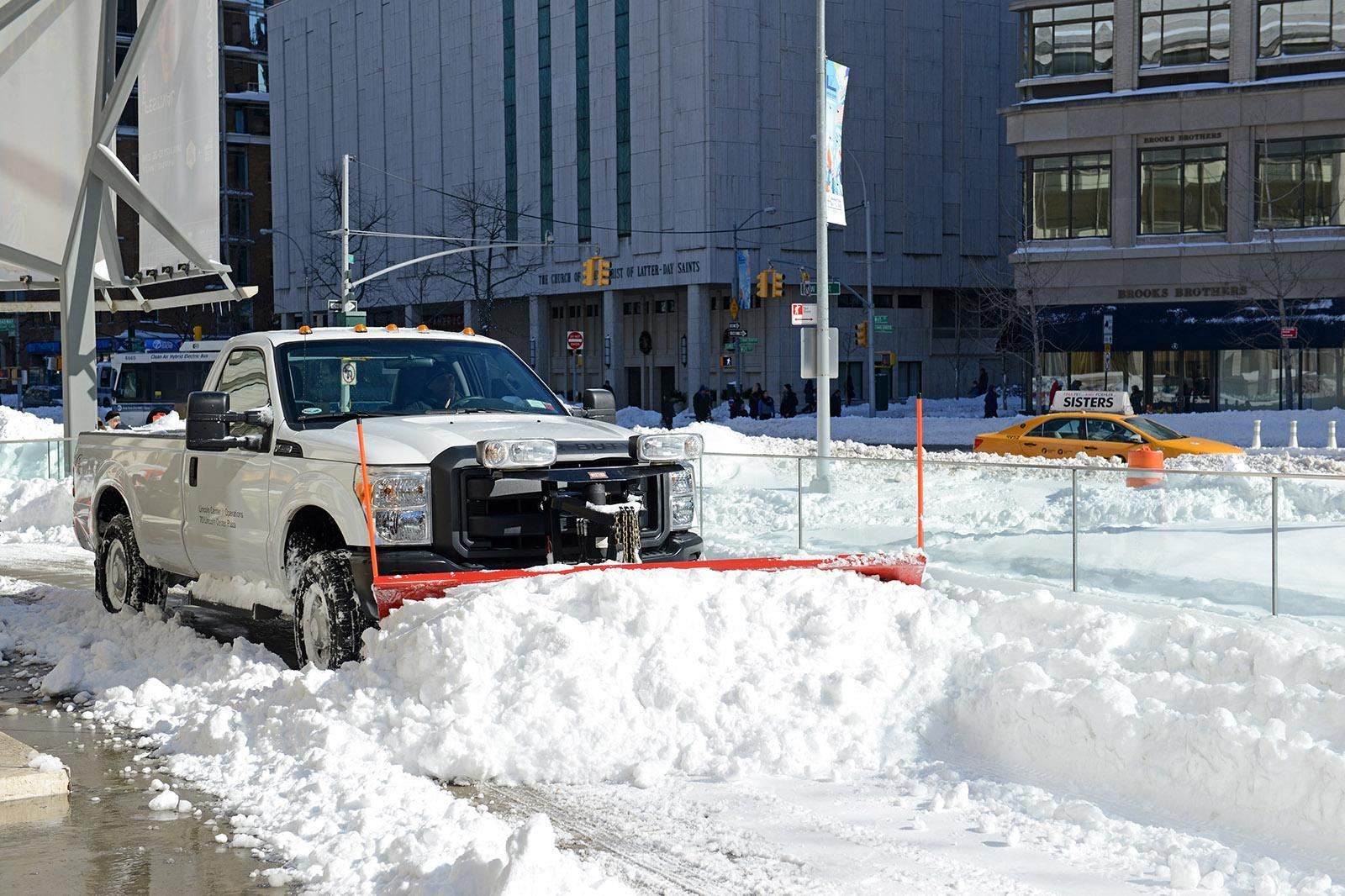 Canadian Snow and Ice Management Standard