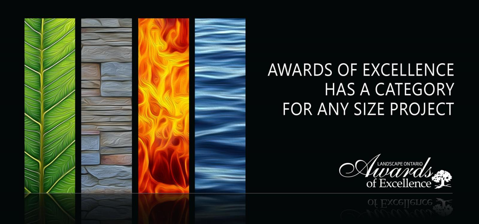 Online entry for this year's awards program opened July 1.