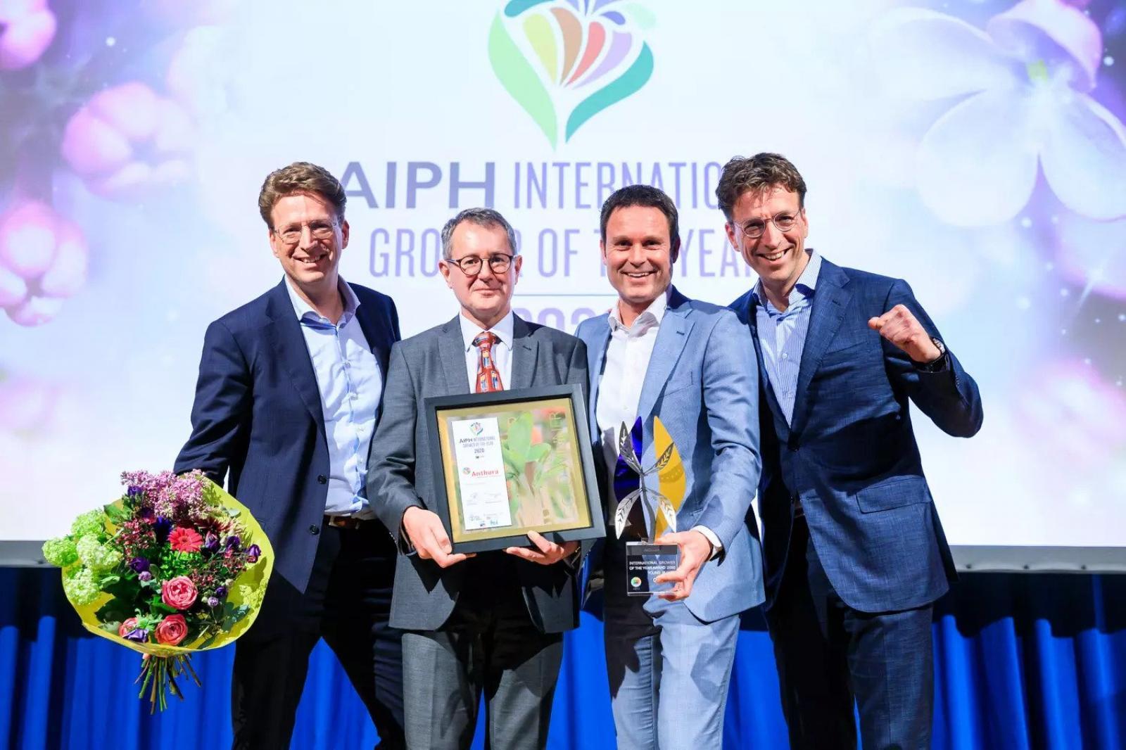 Enter the prestigious AIPH International Grower of the Year Awards 2022
