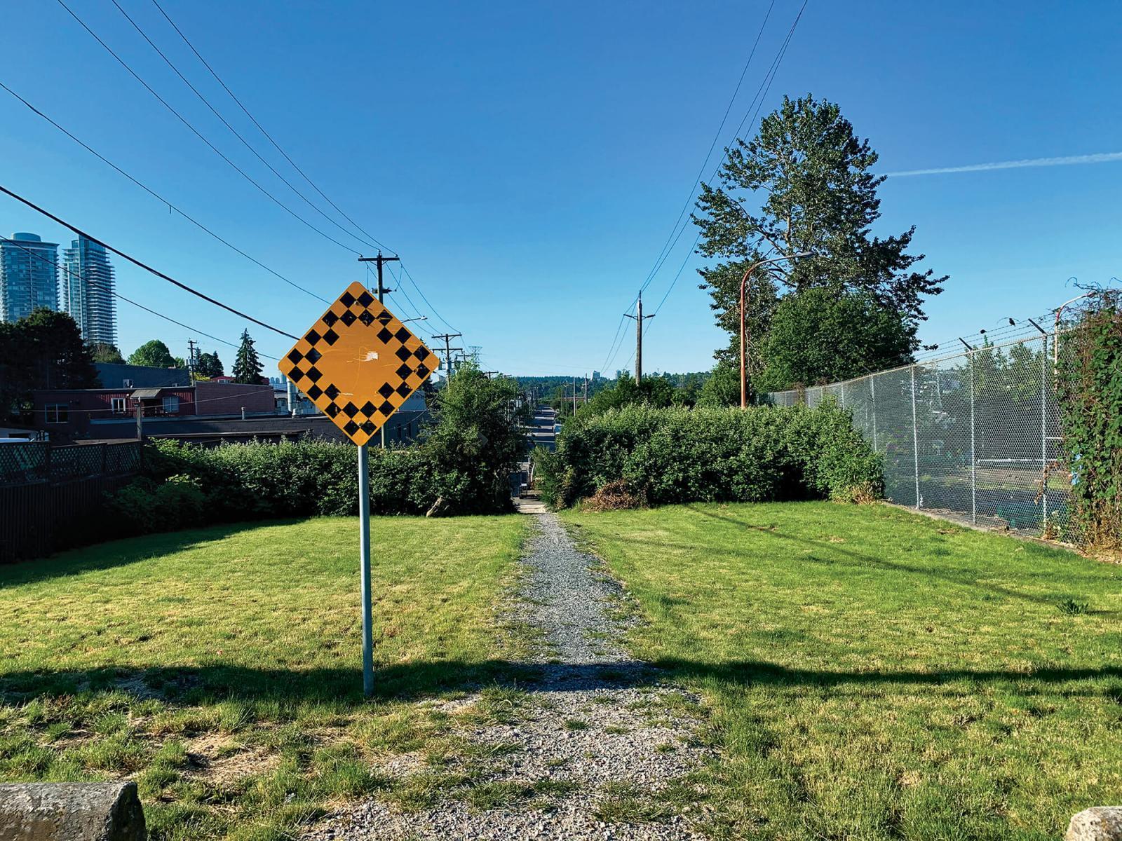 Burnaby green space renovation breaks ground
