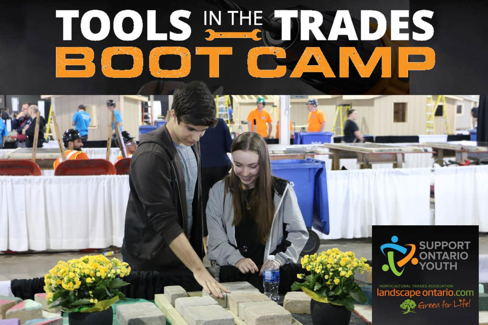 Tools in the Trades Boot Camp events
