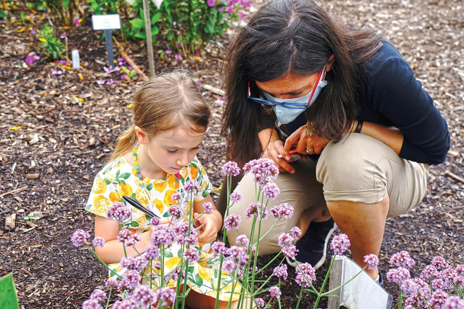 Trial Gardens open doors to new ideas