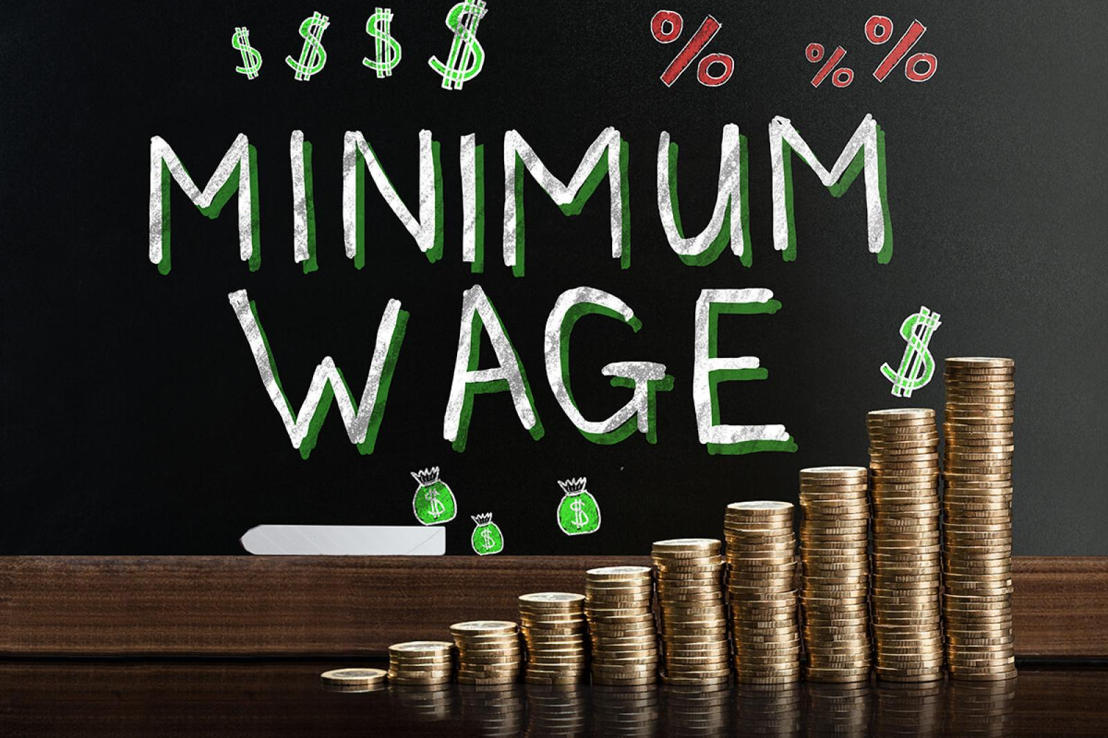 Ontario minimum wage increased by 10 cents