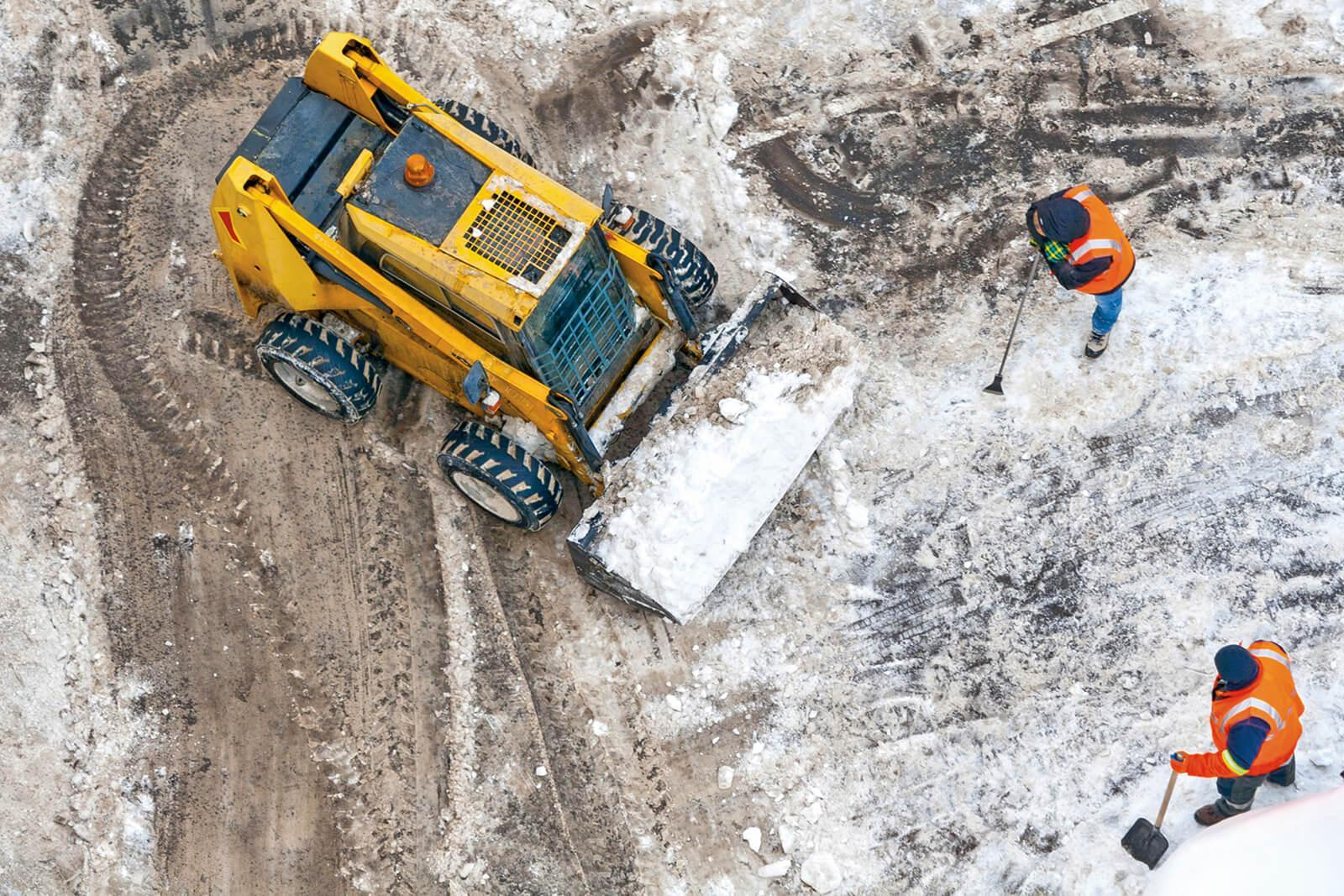 Landscape Ontario is making gains in the fight against winter maintenance liability issues
